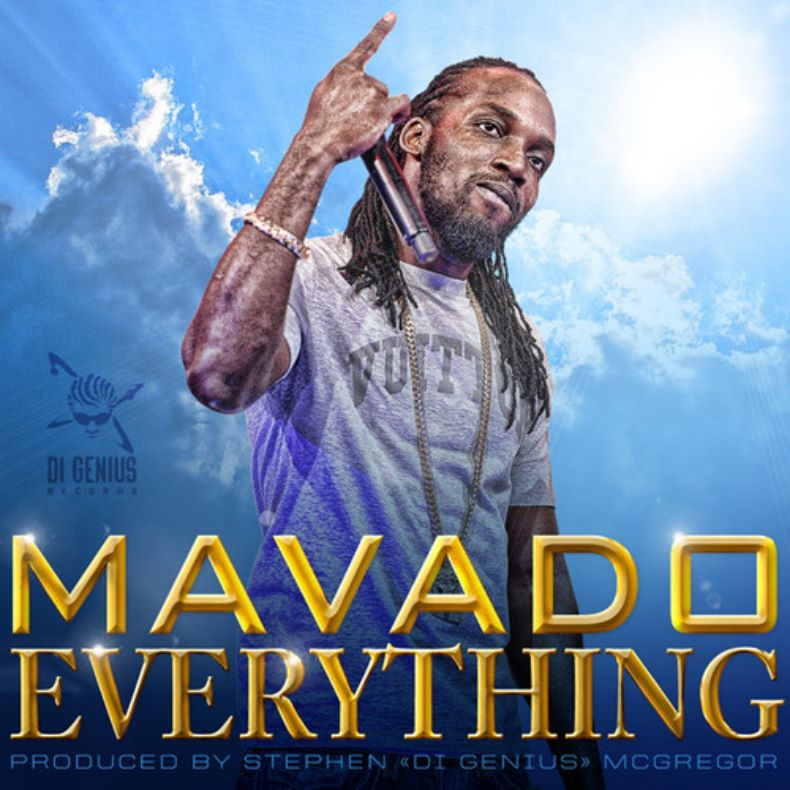 MAVADO – EVERYTHING – DI GENIUS RECORDS – 2014