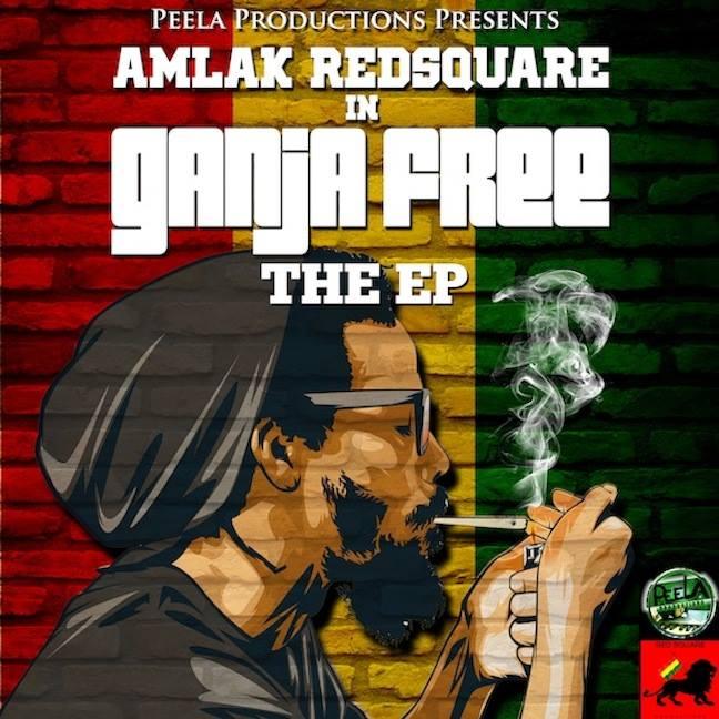 Ganja Free The EP